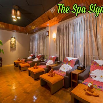 The Spa Signature photo by Win Yadana Phyo  | Beauty