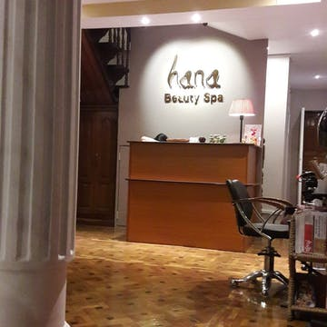 Hana beauty spa and japan restaurant photo by Win Yadana Phyo  | Beauty