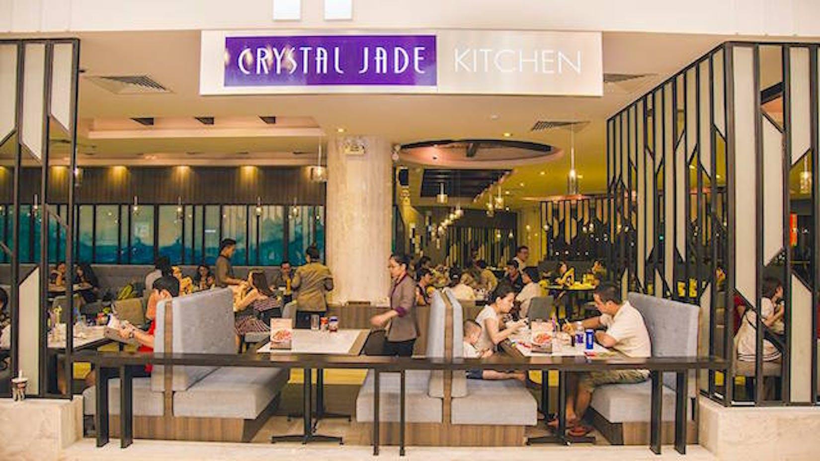 Crystal Jade Kitchen Yangon International | yathar