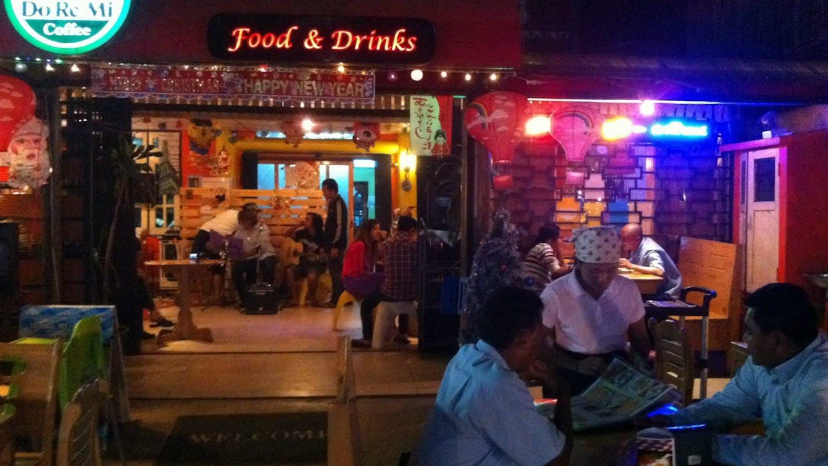 Doremi Cafe | yathar