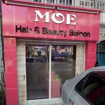 MOE Hair & Beauty Saloon photo by Khine Zar  | Beauty