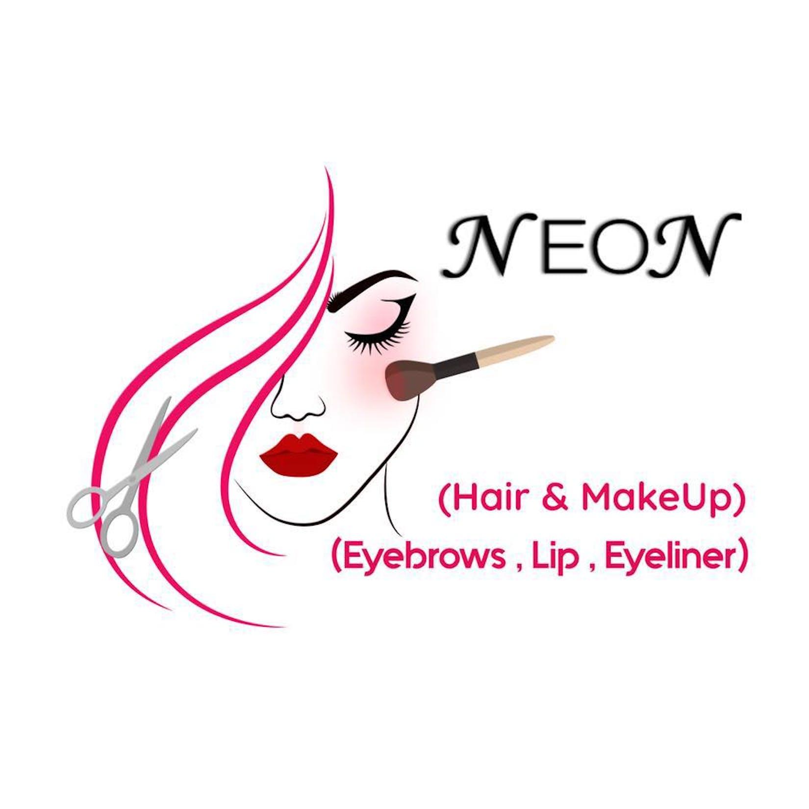 NEON :Hair &MakeUp,Eyebrows,Eyeliners,Lip   Beauty