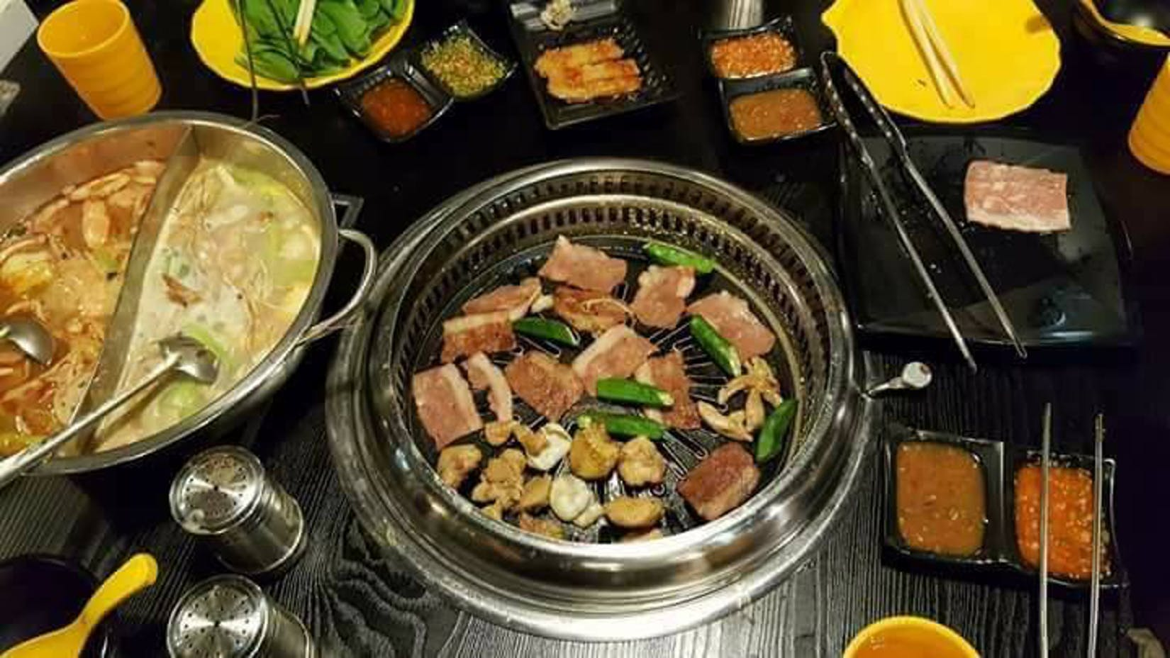 Wa Tote Kyee Special Hot Pot And BBQ Buffet | yathar