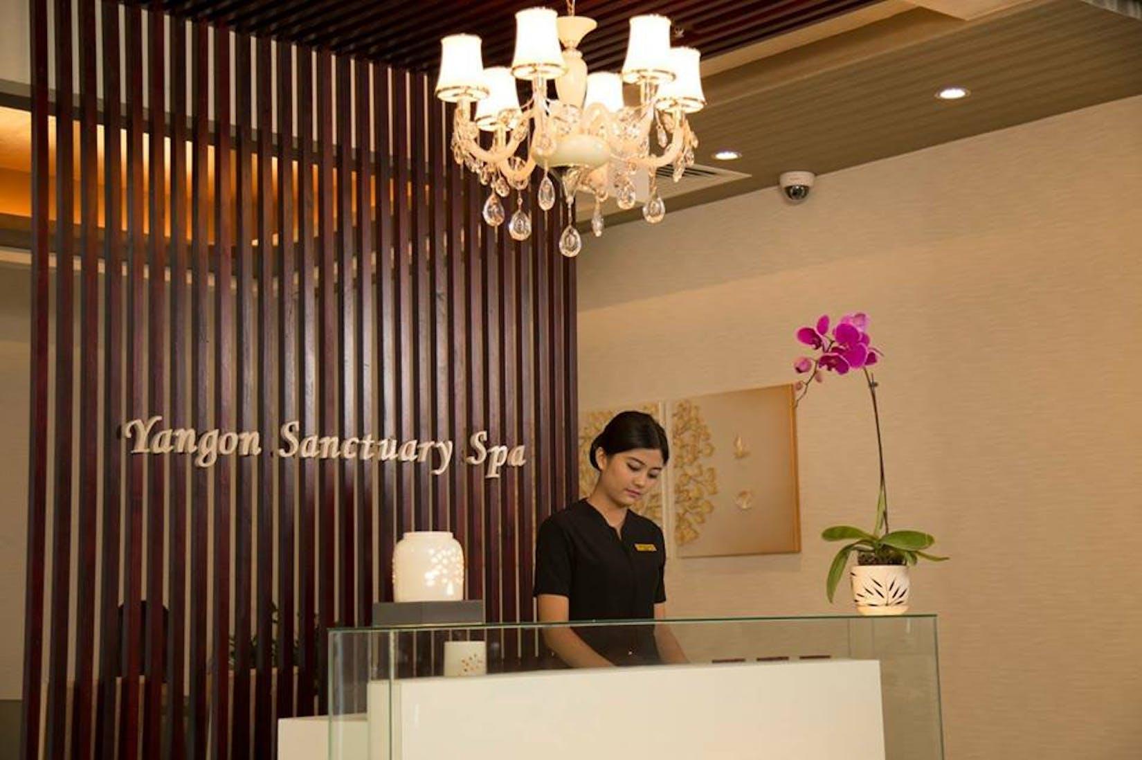 Yangon Sanctuary Spa, Myanmar Plaza Branch | Beauty
