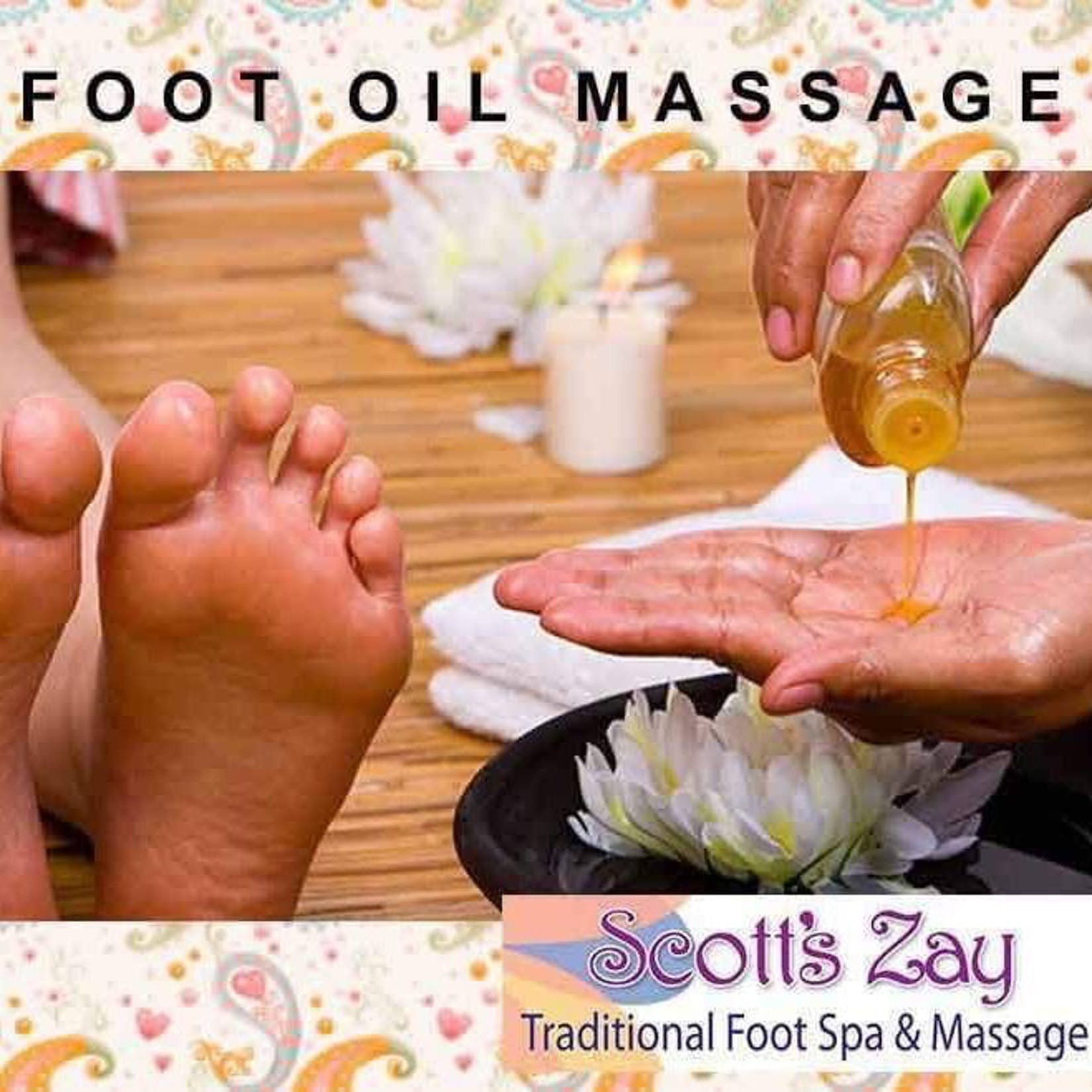 Scott Zay Spa & Massage Bogyoke Market | Beauty