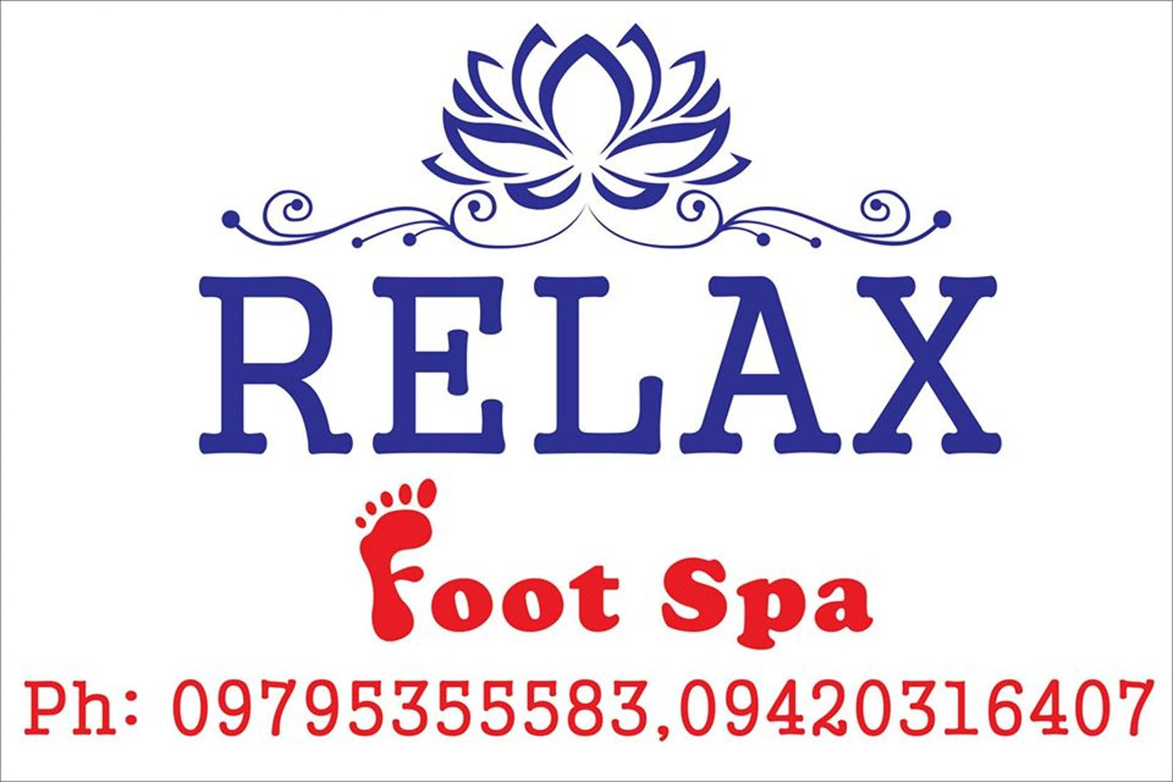 Relax Foot Spa   Beauty