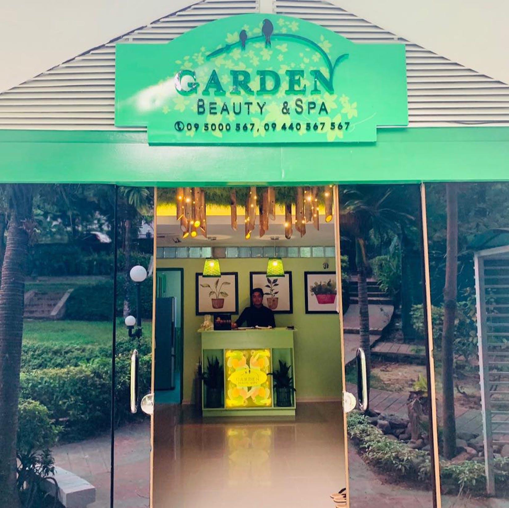 Garden Spa   Beauty