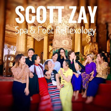 Scott Zay Spa and Massage 51 street photo by EI PO PO Aung  | Beauty