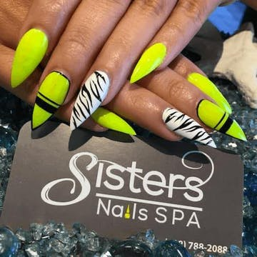 Sisters Nail Art & Body Spa photo by Khine Zar  | Beauty