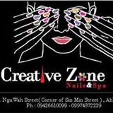Creative Zone Nail & Spa Ahlon photo by Khine Zar  | Beauty