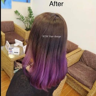 Now Hair design - Salon   Beauty