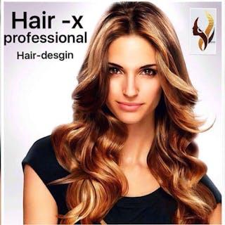 Hair - X Professional Hair Design   Beauty