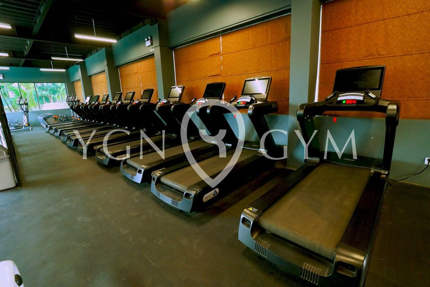 YGN Gym | Beauty