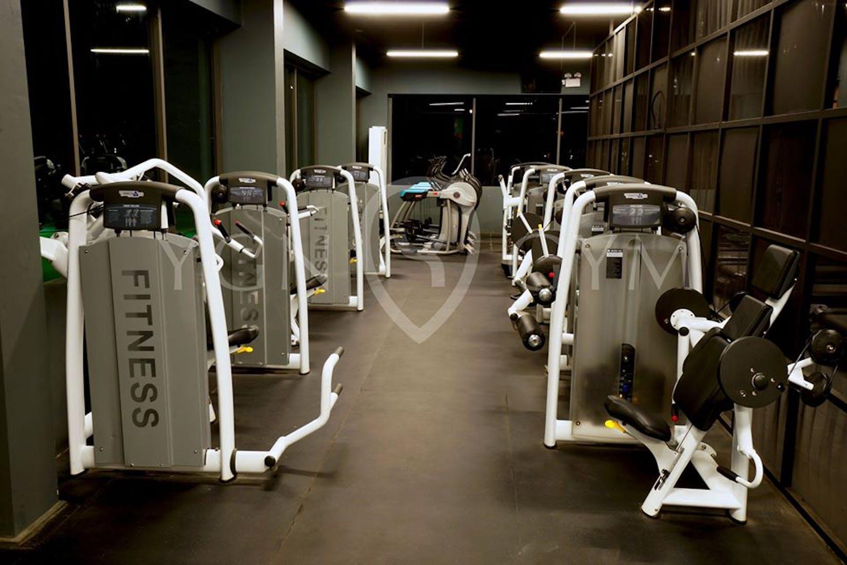 YGN Gym | Beauty