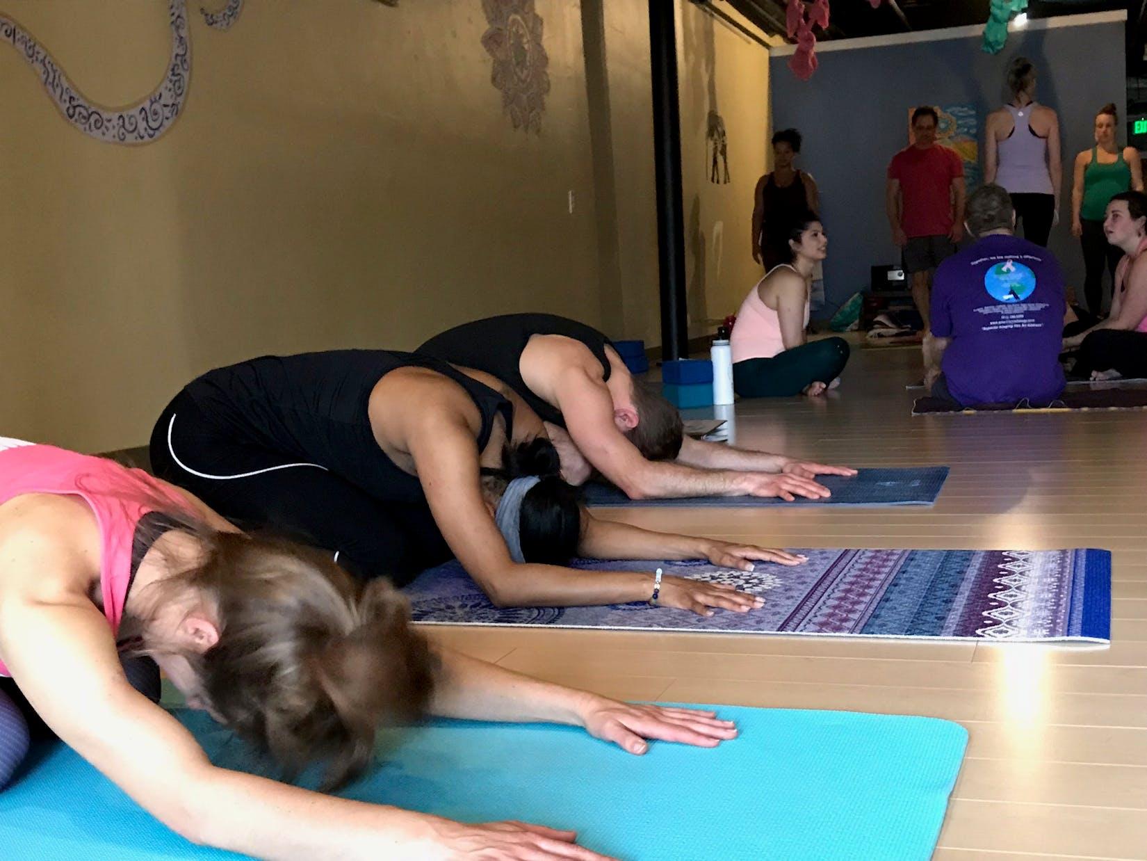 York Yoga Center | Beauty