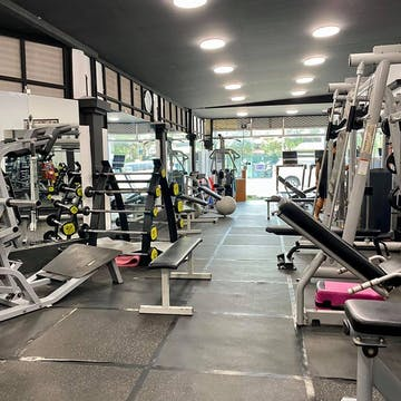 Be Fit Gym photo by Win Yadana Phyo  | Beauty