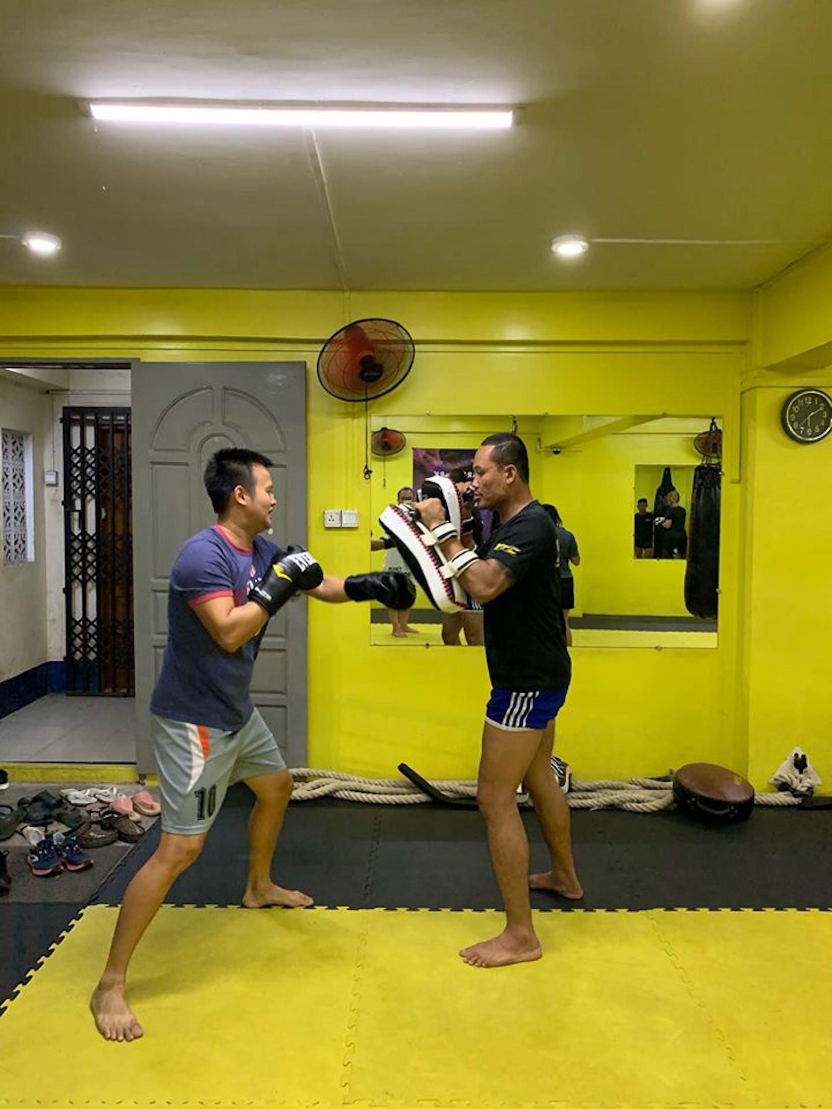 Yangon Fight Club | Beauty