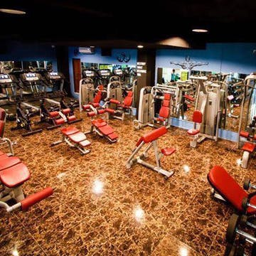 Lifetime Gym photo by Win Yadana Phyo  | Beauty