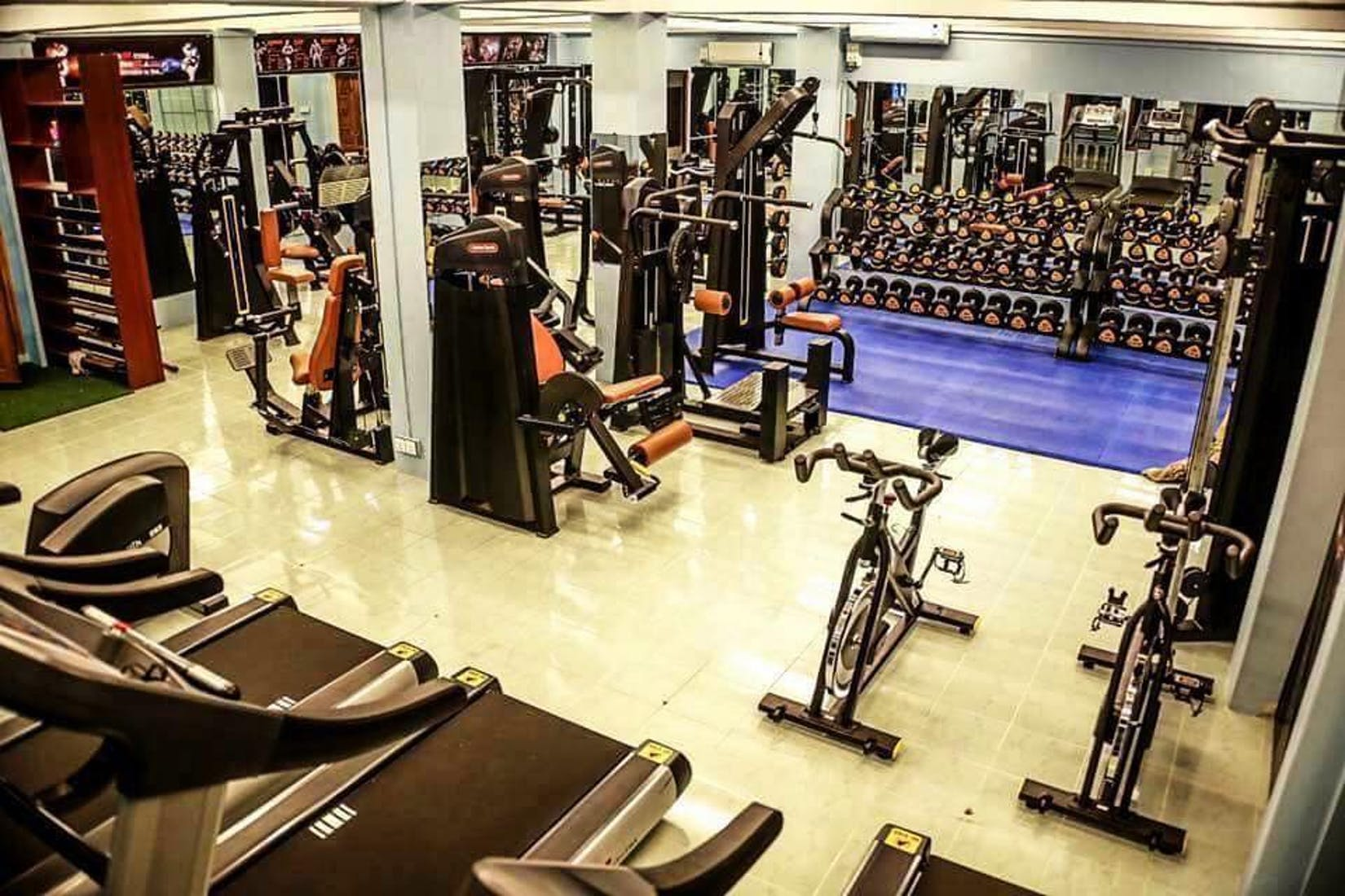 Lifetime Gym | Beauty