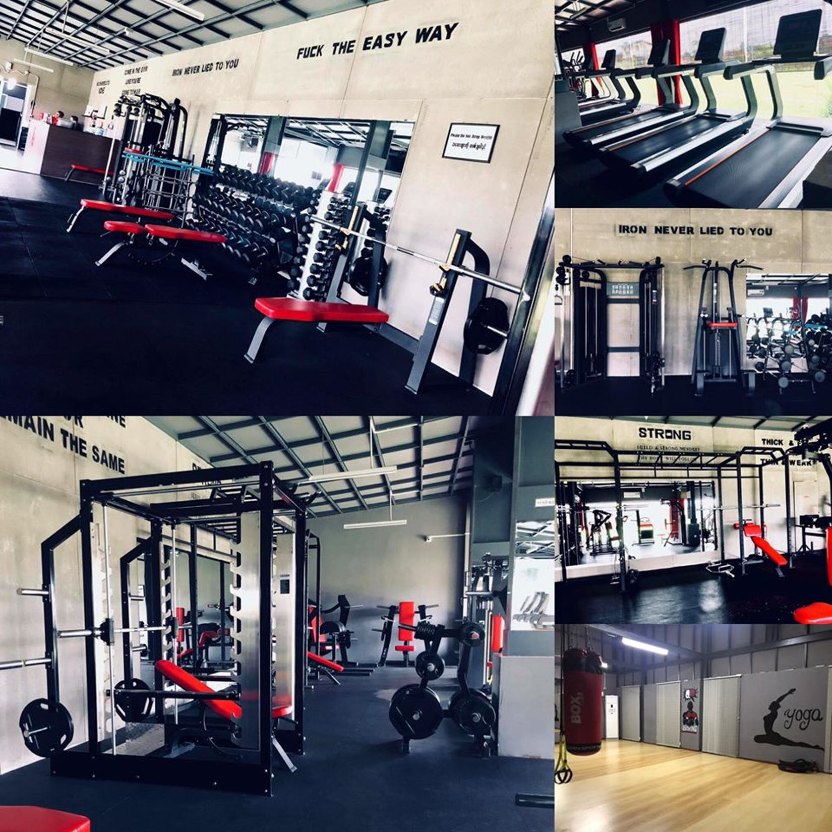 Armstrong Gym | Beauty