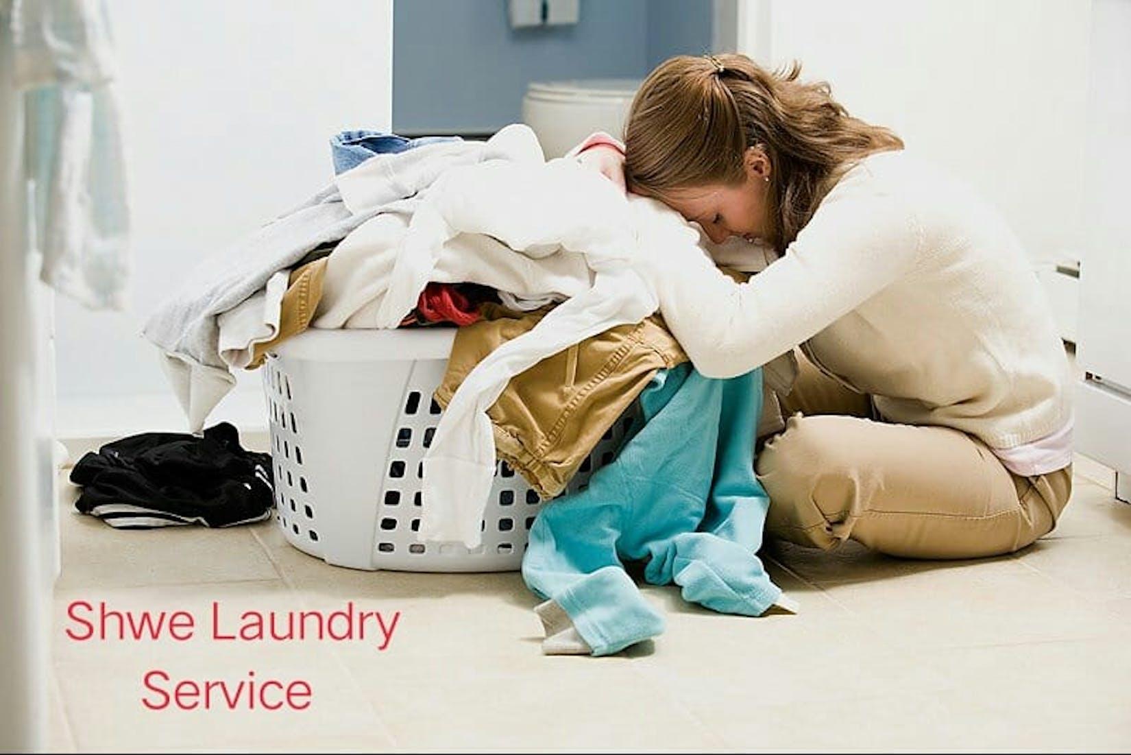 Shwe Laundry Service   Beauty