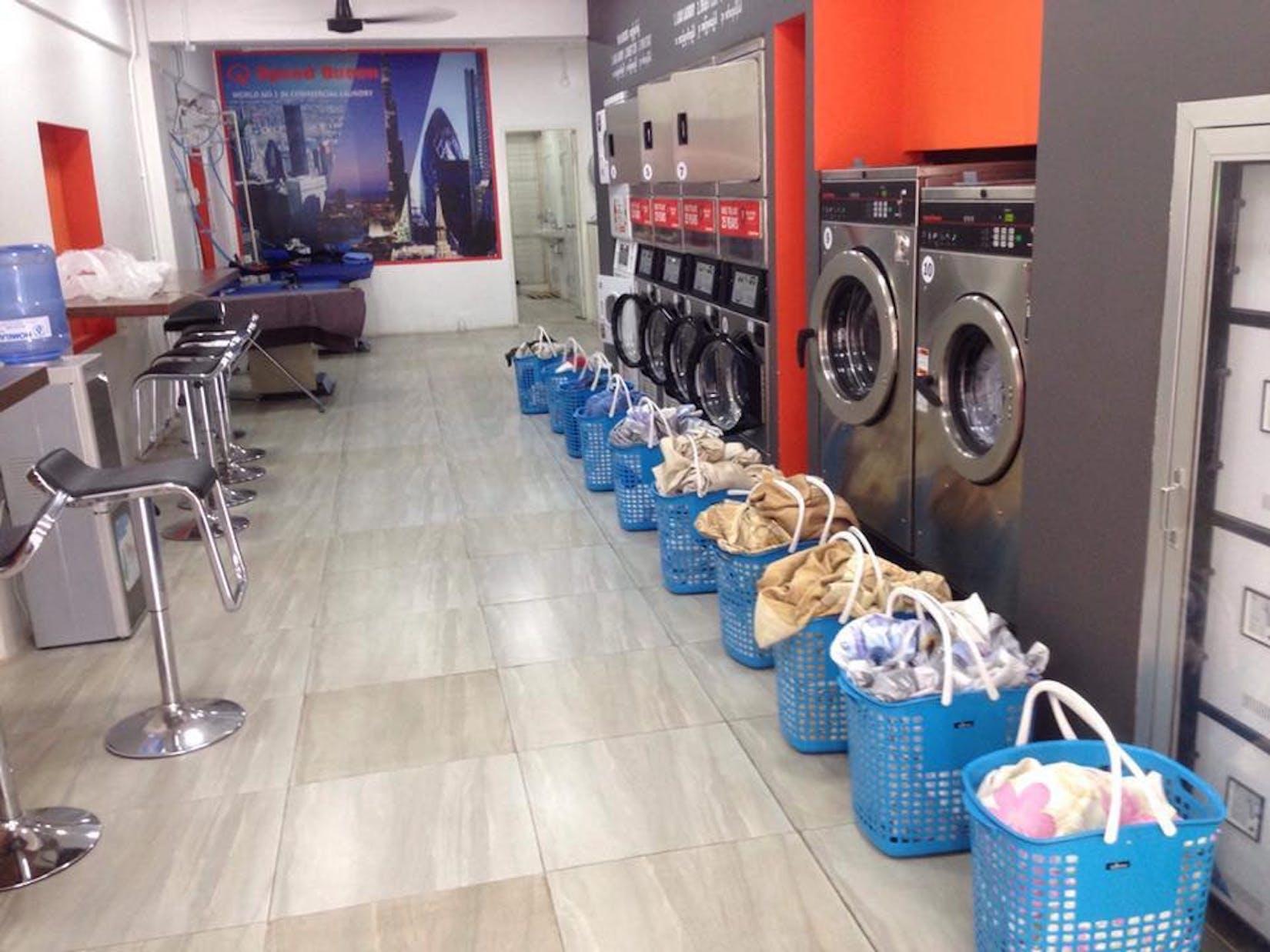 The KING Laundry | Beauty