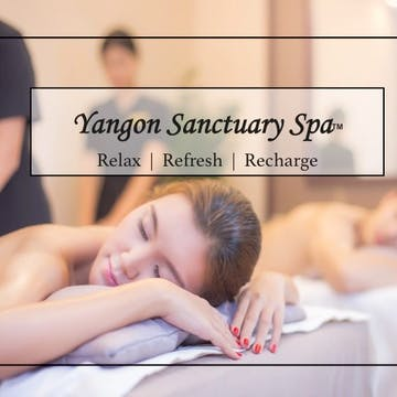Yangon Sanctuary Spa, City Mall St. John photo by Khine Zar  | Beauty