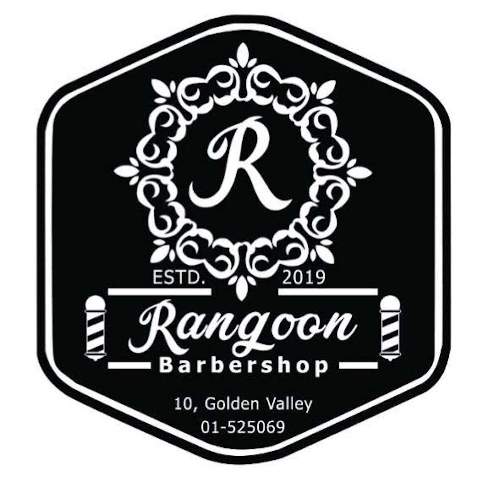 Rangoon Barbershop   Beauty