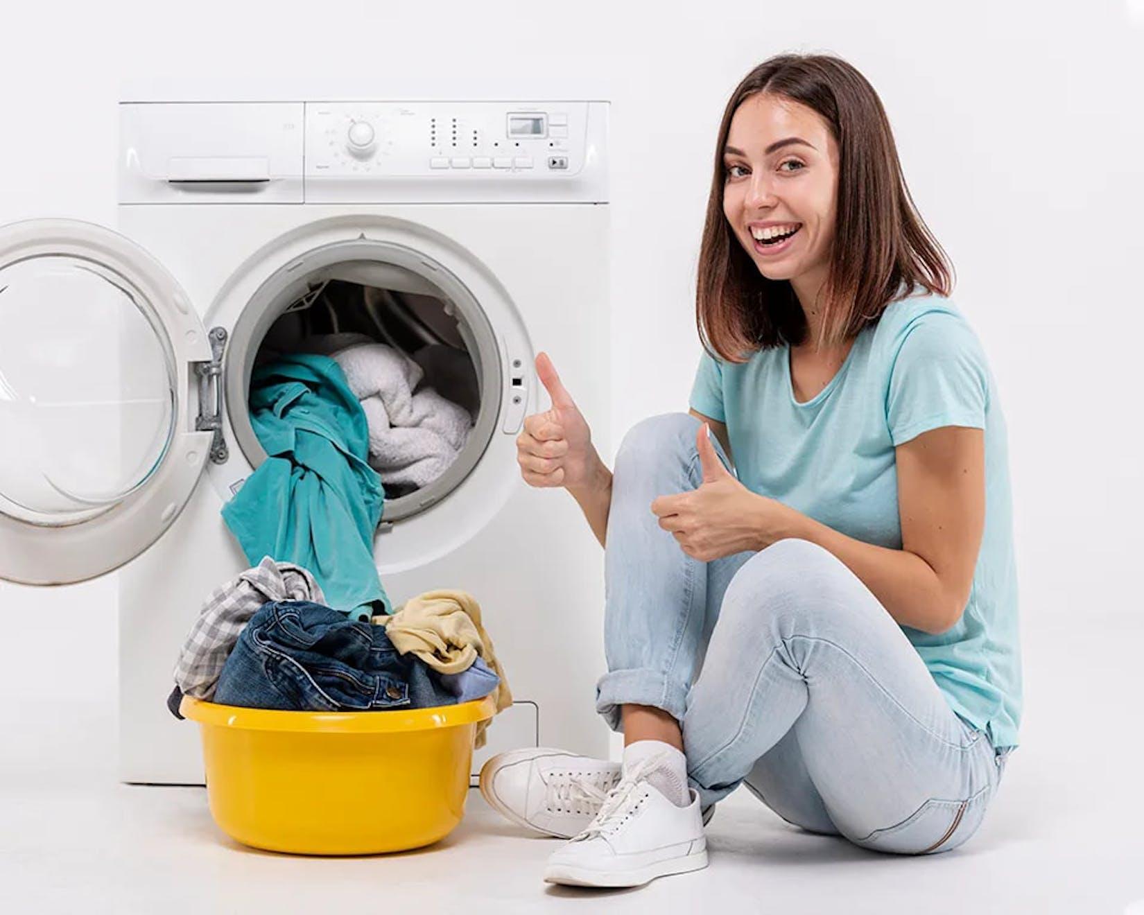 Easy Clean Laundry   Beauty