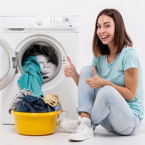 Easy Clean Laundry | Beauty