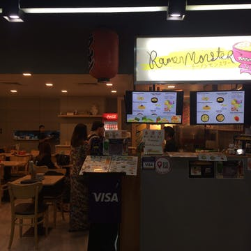 Ramen Monster ( Hledan Center Branch ) photo by Hma Epoch  | yathar