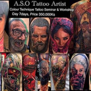 A.S.O Tattoo Studio | Beauty