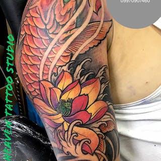 Heaven Tattoo Studio Myanmar   Beauty