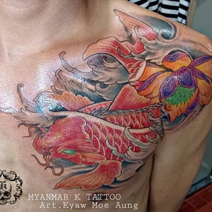 Myanmar-K Tattoo Studio | Beauty