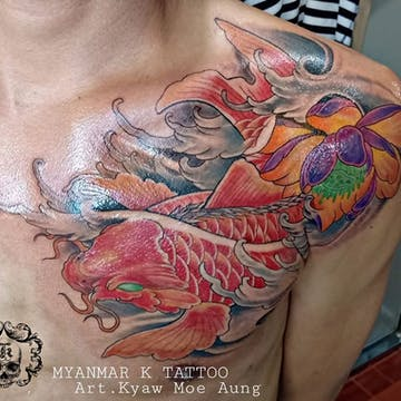 Myanmar-K Tattoo Studio photo by Kyaw San  | Beauty
