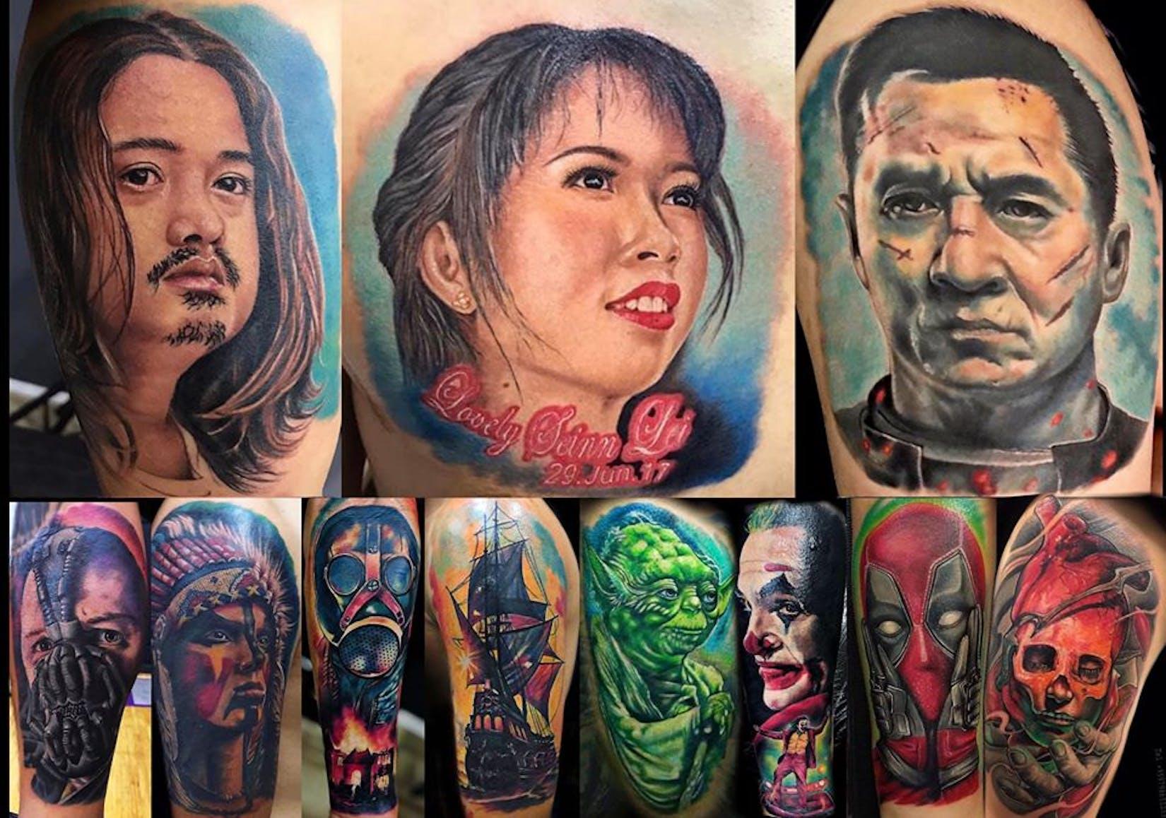 Brown Tattoo Studio | Beauty