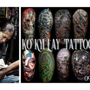 Ko Kyi Lay Tattoo Studio | Beauty