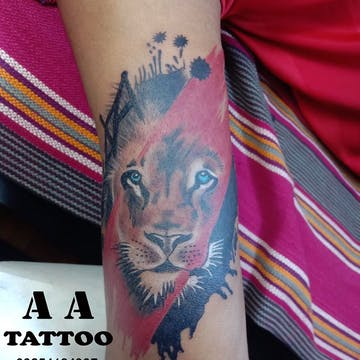 AA Tattoo photo by Kyaw San  | Beauty