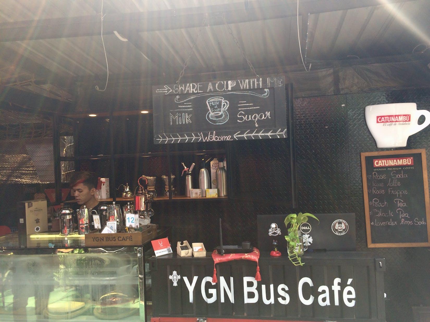 YGN Bus | yathar
