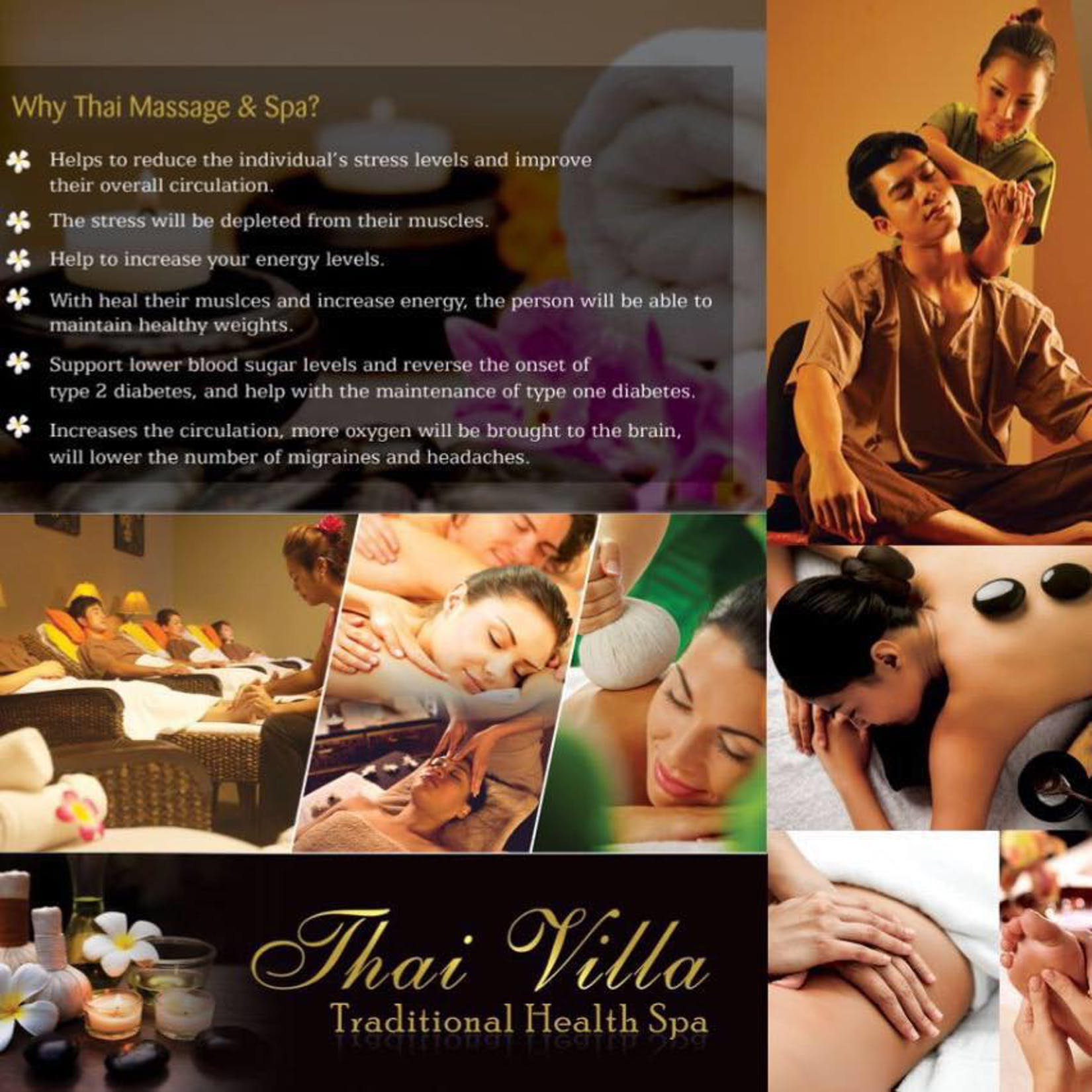 Thai Villa Spa and Massage | Beauty