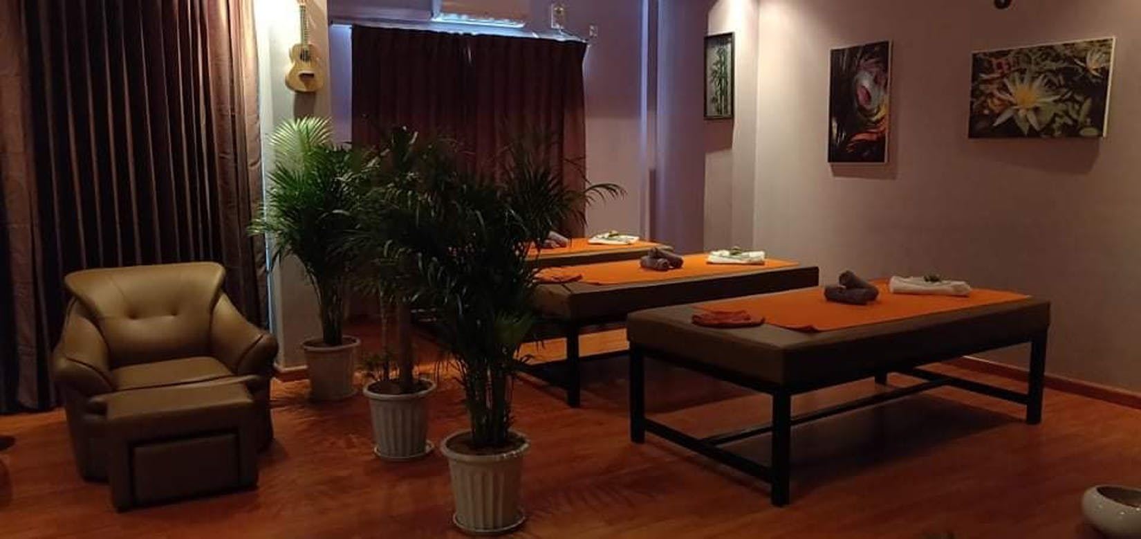 The Sixth-Foot Reflexology and Massage | Beauty