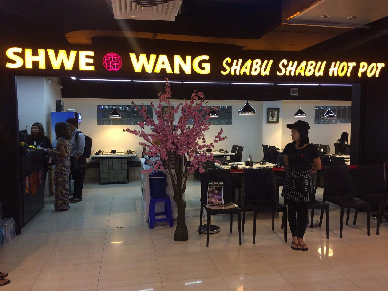 Shwe Wang Shabu Shabu Hot Pot | yathar