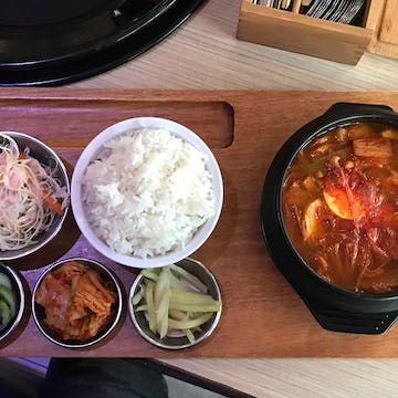 Yoogane Korean Restaurant ( Myanmar Plaza ) photo by Hma Epoch  | yathar
