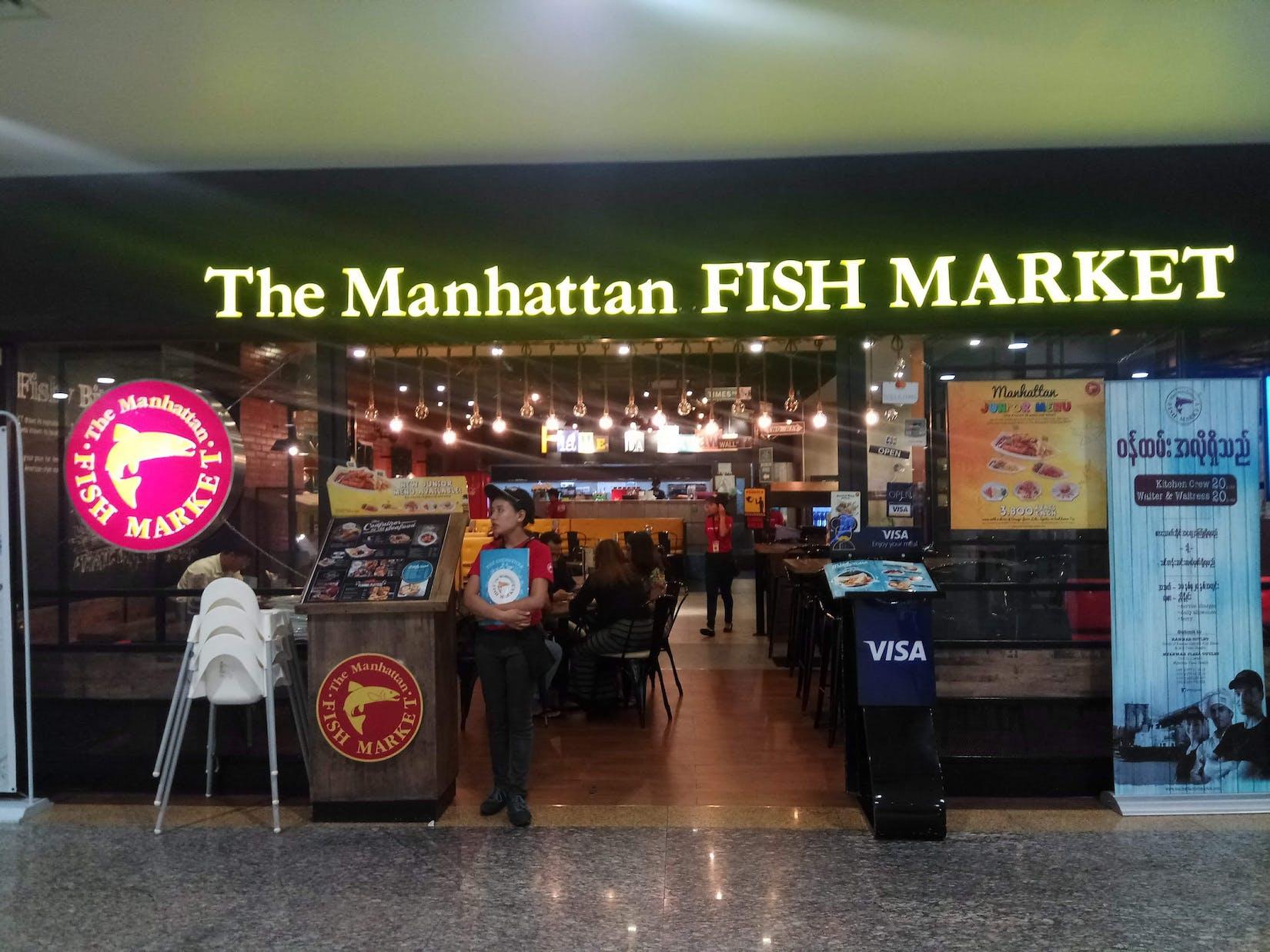 The Manhattan Fish Market Restaurant | yathar