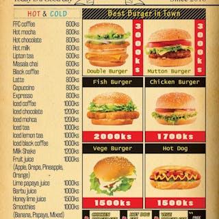 Fast Food Corner | yathar