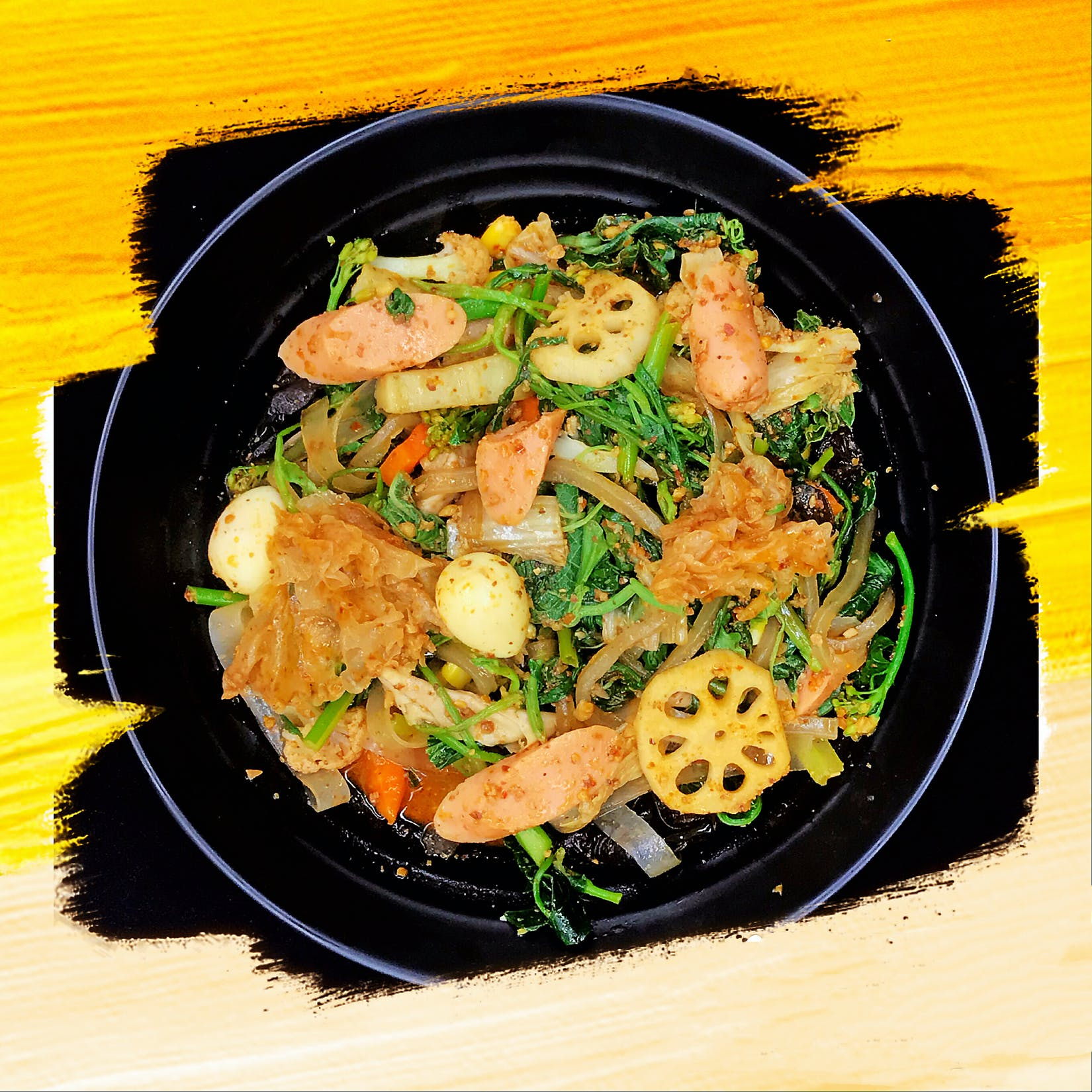 OK Dumpling & BBQ | yathar