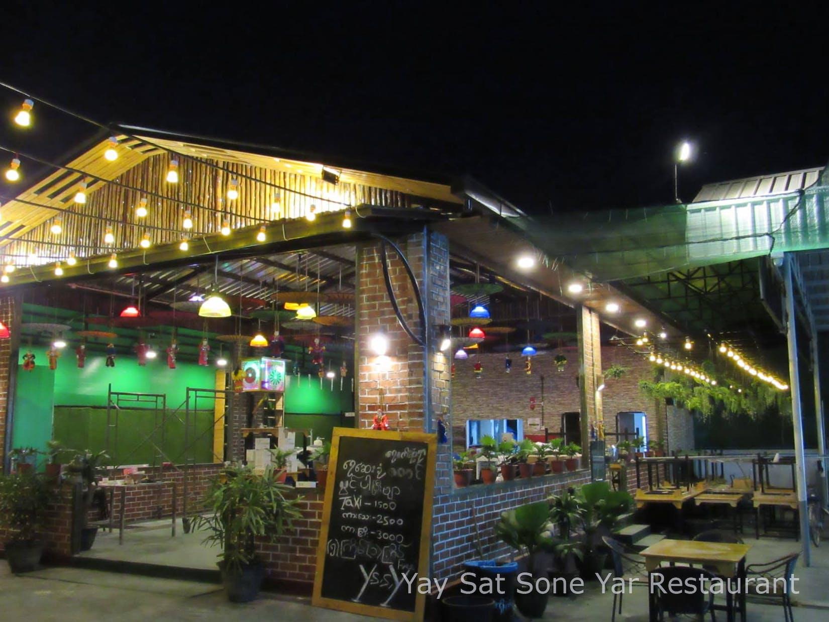 Yay Sat Sone Yar Restaurant   yathar
