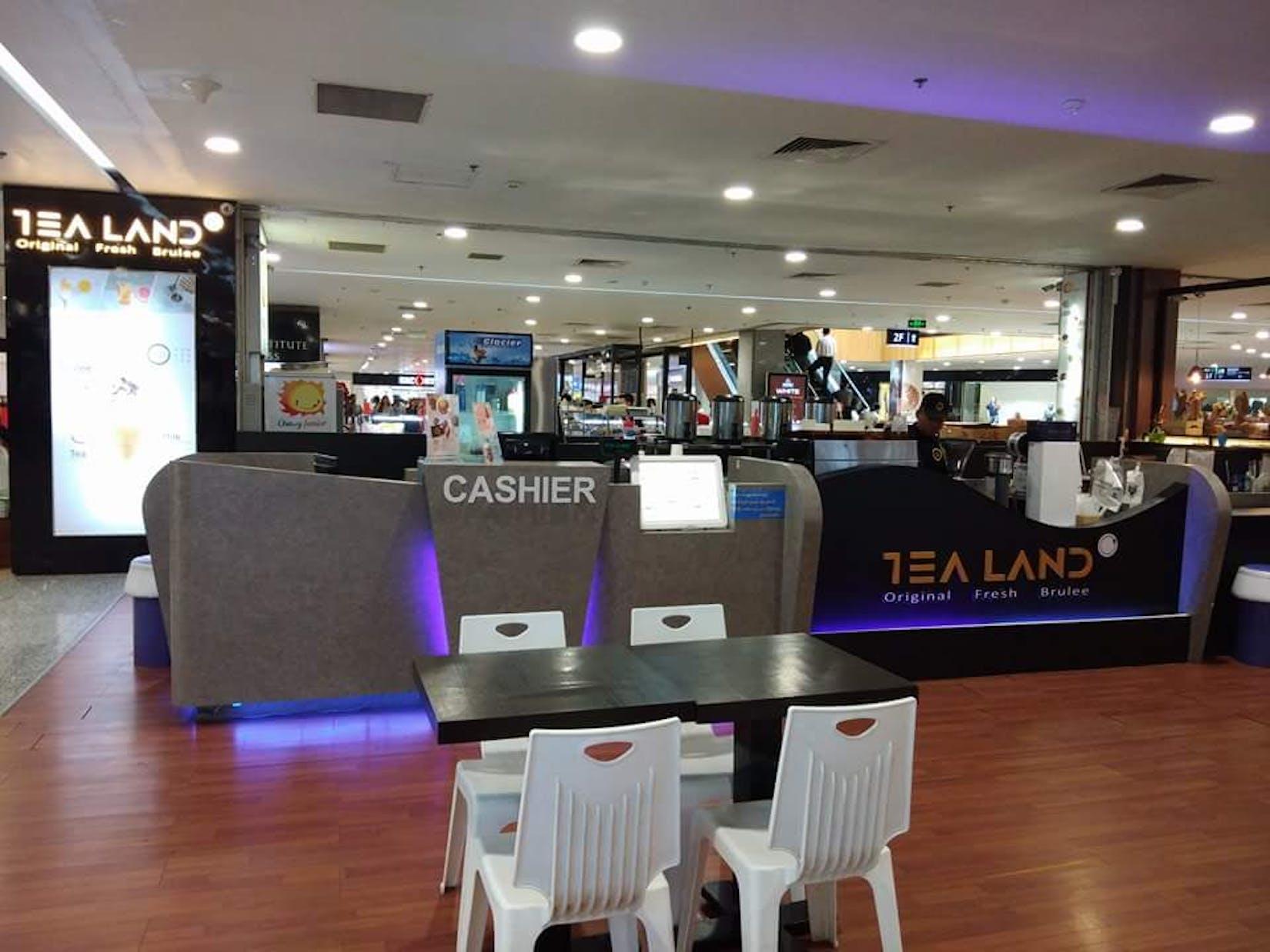 Tea Land | yathar