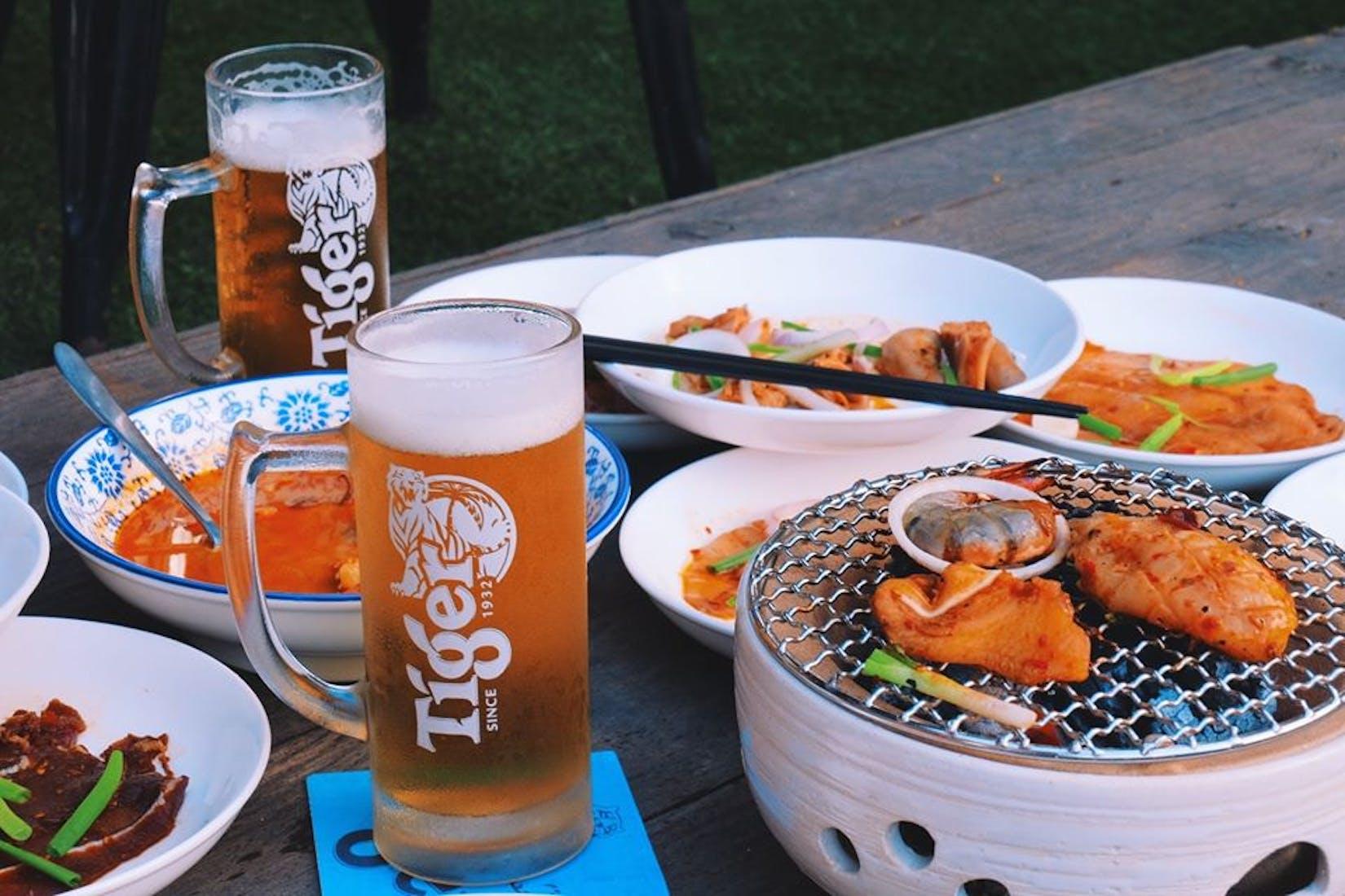 Mr. Wok Beer Garden | yathar
