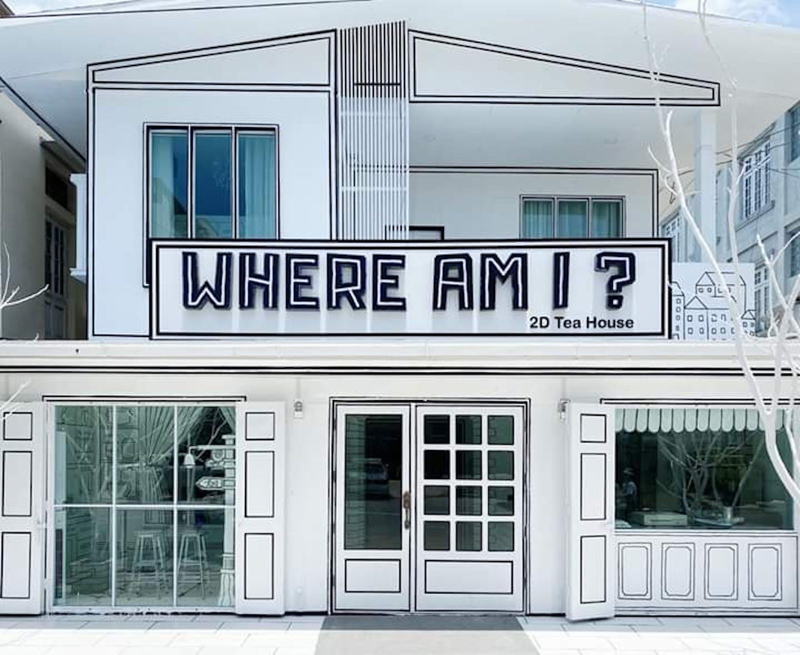 Where Am I ? | yathar
